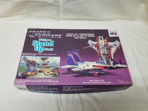 Starscream 3D Puzzle